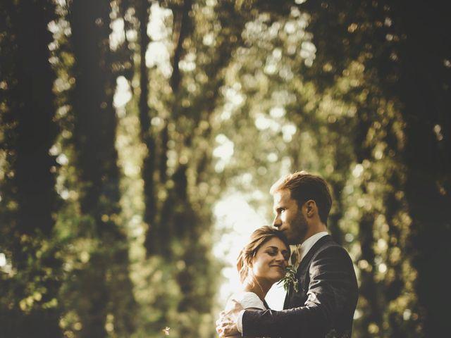 Le mariage de Alexis et Maëlle à Verfeuil, Gard 78