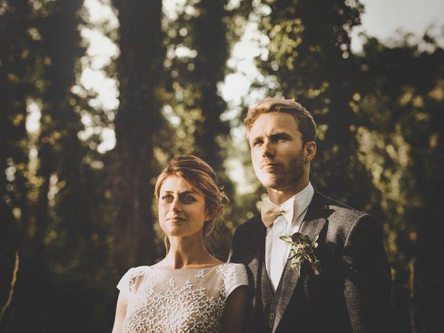Le mariage de Alexis et Maëlle à Verfeuil, Gard 82