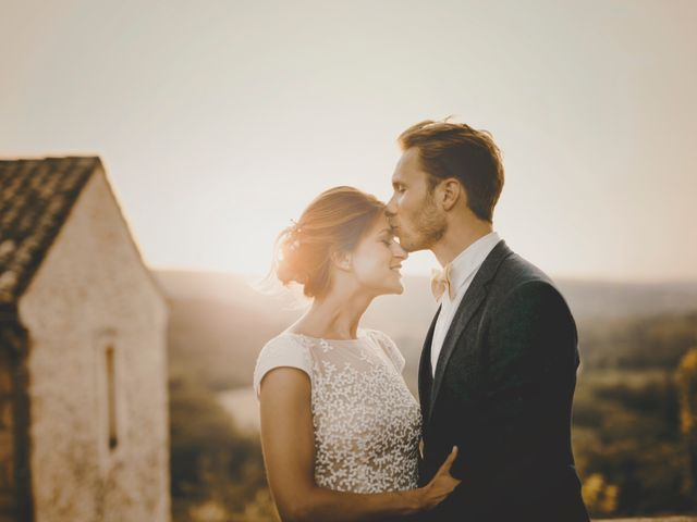 Le mariage de Alexis et Maëlle à Verfeuil, Gard 90