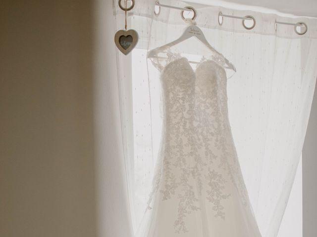 Le mariage de Florian et Solène à Athis de l'Orne, Orne 5