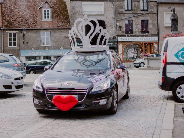 Le mariage de Florian et Solène à Athis de l'Orne, Orne 12