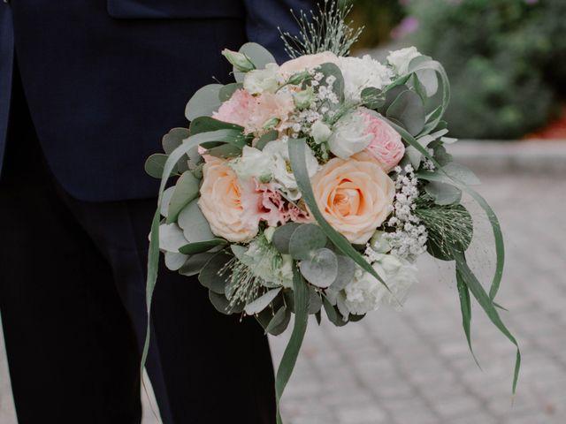 Le mariage de Florian et Solène à Athis de l'Orne, Orne 13