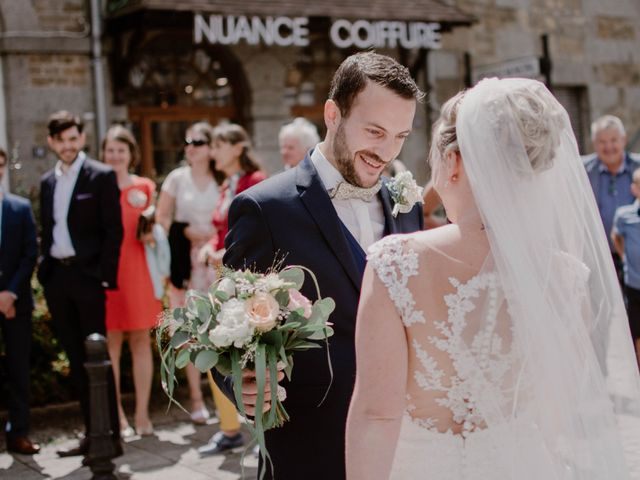 Le mariage de Florian et Solène à Athis de l'Orne, Orne 14