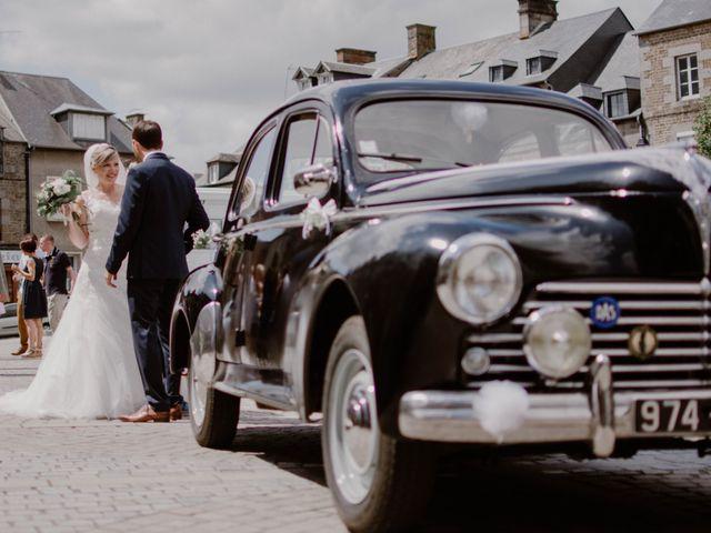 Le mariage de Florian et Solène à Athis de l'Orne, Orne 15