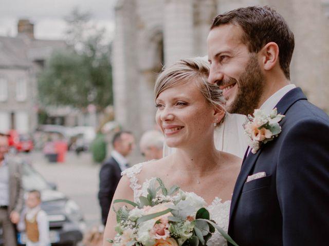 Le mariage de Florian et Solène à Athis de l'Orne, Orne 16