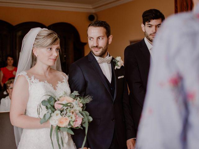 Le mariage de Florian et Solène à Athis de l'Orne, Orne 17
