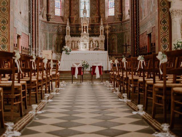 Le mariage de Florian et Solène à Athis de l'Orne, Orne 19