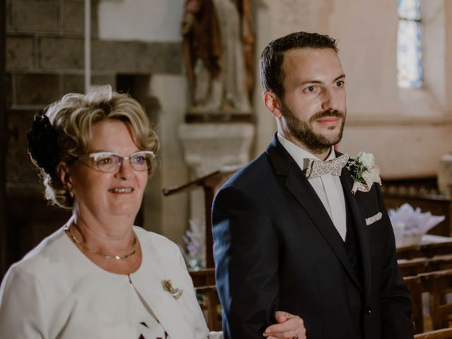 Le mariage de Florian et Solène à Athis de l'Orne, Orne 21