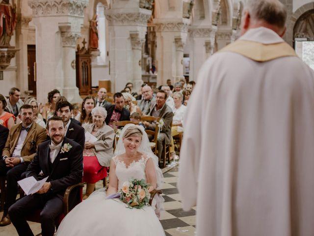 Le mariage de Florian et Solène à Athis de l'Orne, Orne 24
