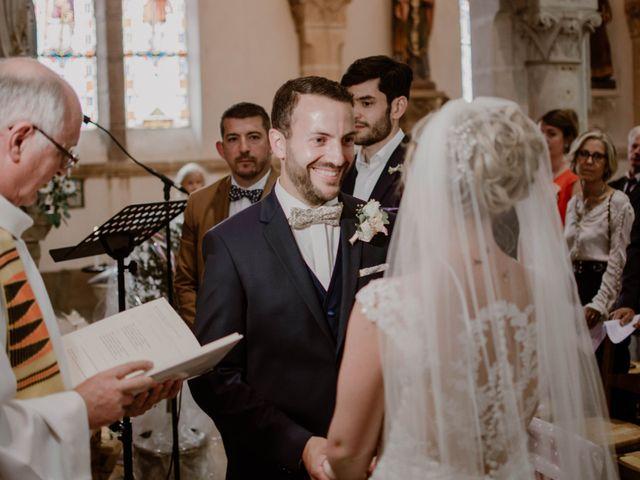 Le mariage de Florian et Solène à Athis de l'Orne, Orne 25