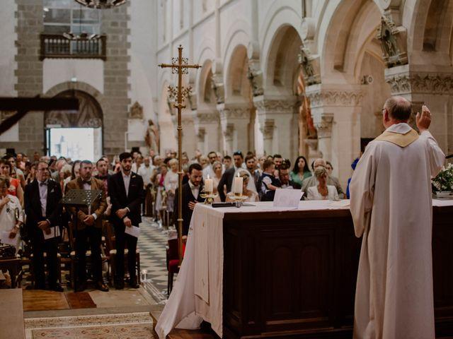 Le mariage de Florian et Solène à Athis de l'Orne, Orne 27