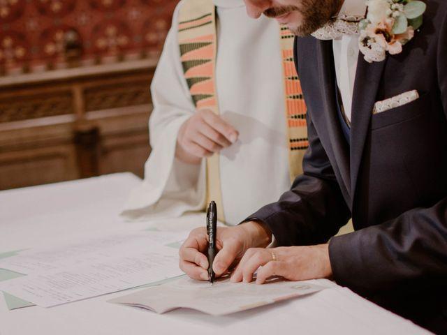 Le mariage de Florian et Solène à Athis de l'Orne, Orne 29