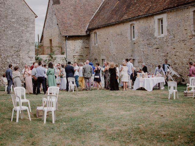 Le mariage de Florian et Solène à Athis de l'Orne, Orne 37