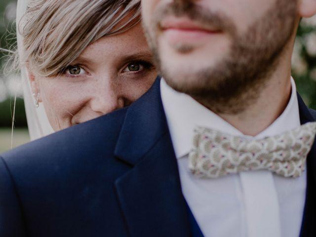 Le mariage de Florian et Solène à Athis de l'Orne, Orne 40