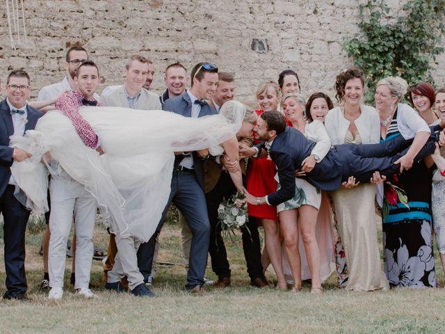 Le mariage de Florian et Solène à Athis de l'Orne, Orne 41