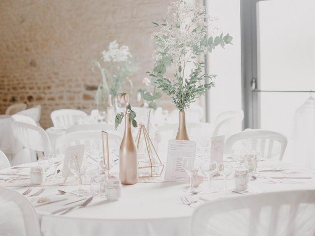 Le mariage de Florian et Solène à Athis de l'Orne, Orne 43