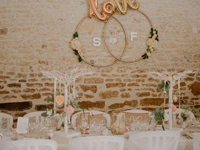 Le mariage de Florian et Solène à Athis de l'Orne, Orne 53