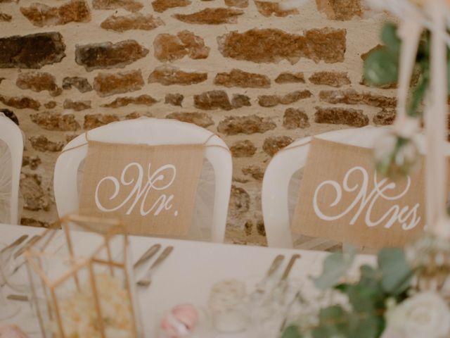 Le mariage de Florian et Solène à Athis de l'Orne, Orne 54