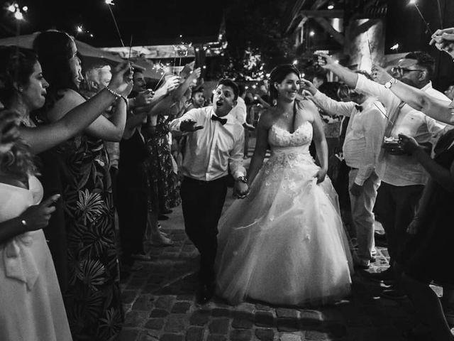Le mariage de Magali et Vincent