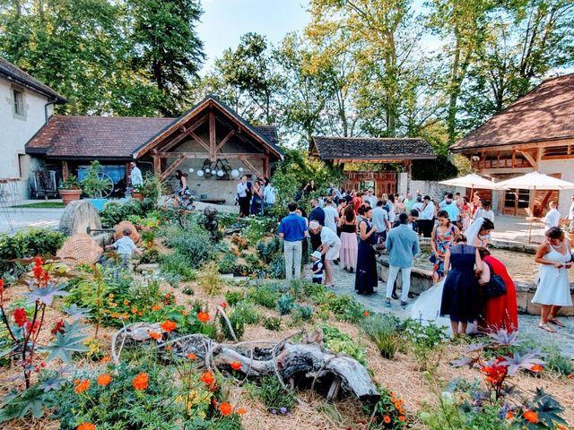 Le mariage de Vincent et Magali à Annecy, Haute-Savoie 5