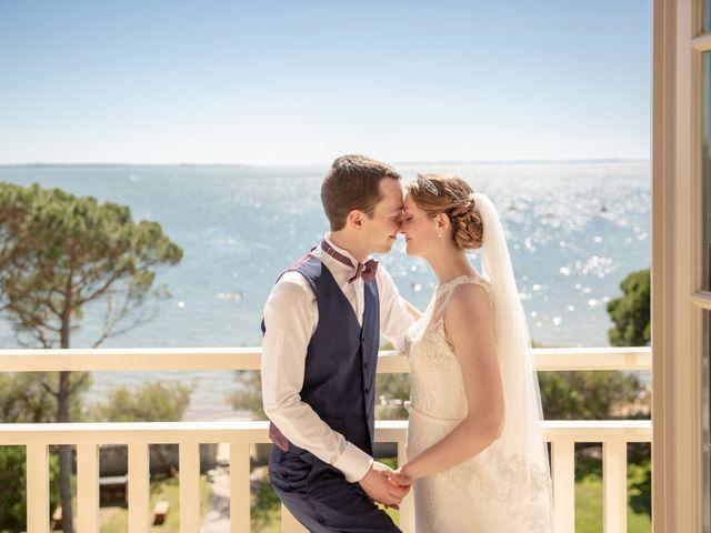 Le mariage de Pierrick et Clélia à Bordeaux, Gironde 12