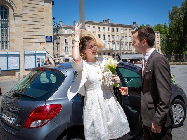 Le mariage de Pierrick et Clélia à Bordeaux, Gironde 25