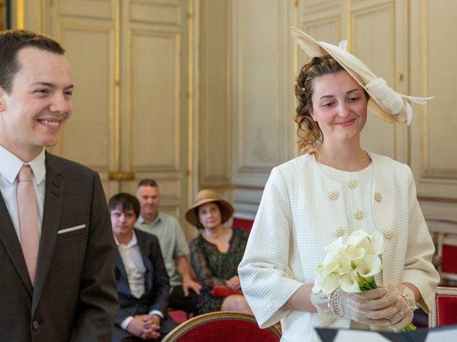 Le mariage de Pierrick et Clélia à Bordeaux, Gironde 31