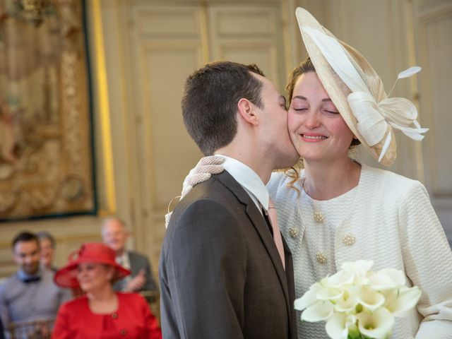 Le mariage de Pierrick et Clélia à Bordeaux, Gironde 33