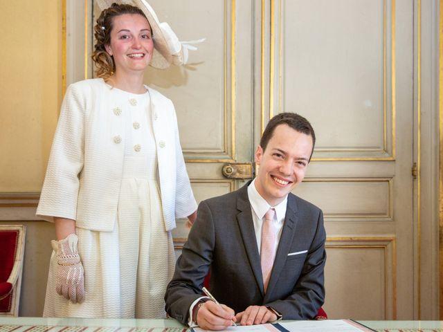 Le mariage de Pierrick et Clélia à Bordeaux, Gironde 35