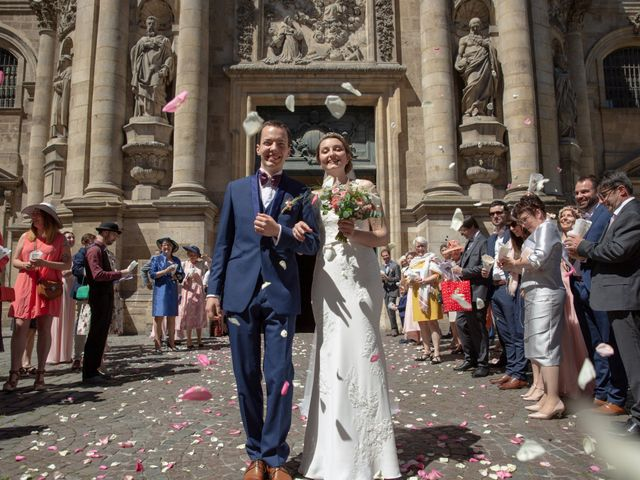 Le mariage de Pierrick et Clélia à Bordeaux, Gironde 71