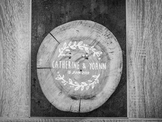 Le mariage de Yoann et Catherine à Chambles, Loire 5