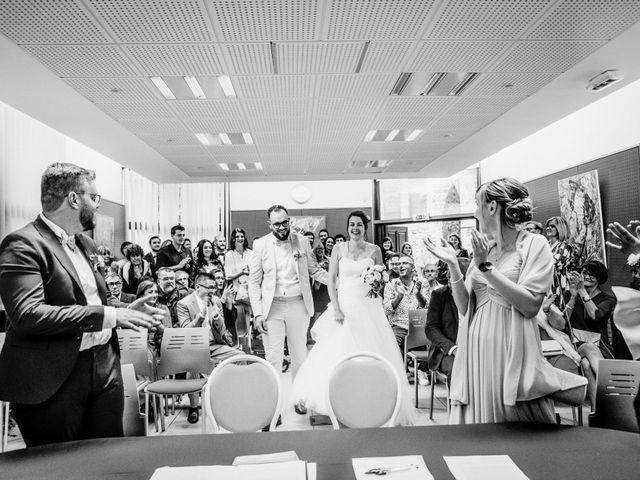 Le mariage de Yoann et Catherine à Chambles, Loire 50