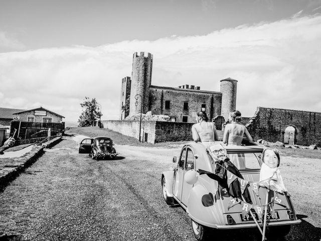 Le mariage de Yoann et Catherine à Chambles, Loire 68
