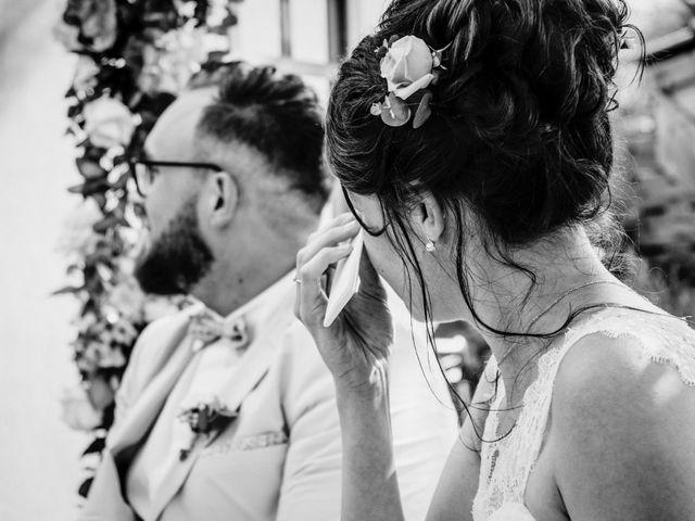 Le mariage de Yoann et Catherine à Chambles, Loire 75