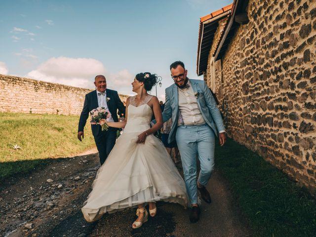 Le mariage de Yoann et Catherine à Chambles, Loire 91