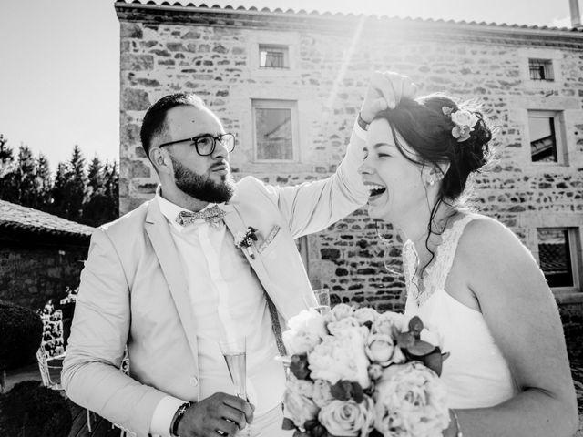 Le mariage de Yoann et Catherine à Chambles, Loire 95