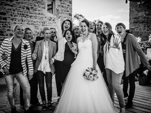 Le mariage de Yoann et Catherine à Chambles, Loire 100