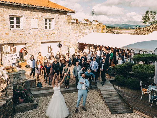 Le mariage de Yoann et Catherine à Chambles, Loire 102