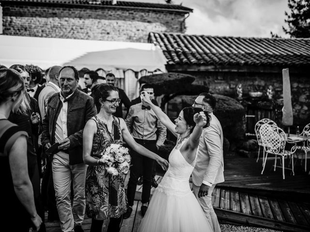 Le mariage de Yoann et Catherine à Chambles, Loire 103