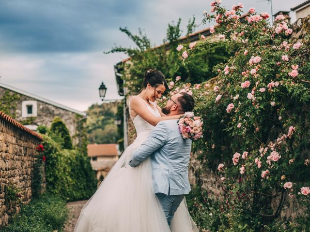 Le mariage de Yoann et Catherine à Chambles, Loire 115