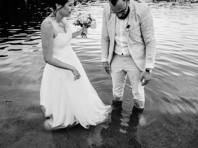 Le mariage de Yoann et Catherine à Chambles, Loire 119