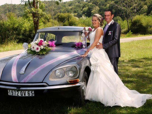 Le mariage de Christelle et Patrick