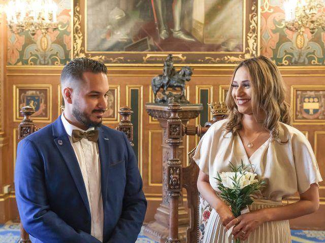 Le mariage de Chaïb et Raylane à Orléans, Loiret 3