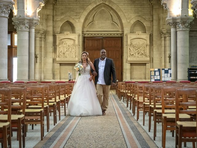 Le mariage de Chaïb et Raylane à Orléans, Loiret 7