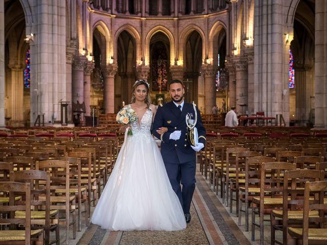 Le mariage de Chaïb et Raylane à Orléans, Loiret 13