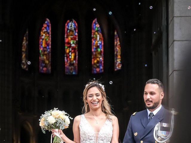 Le mariage de Chaïb et Raylane à Orléans, Loiret 14