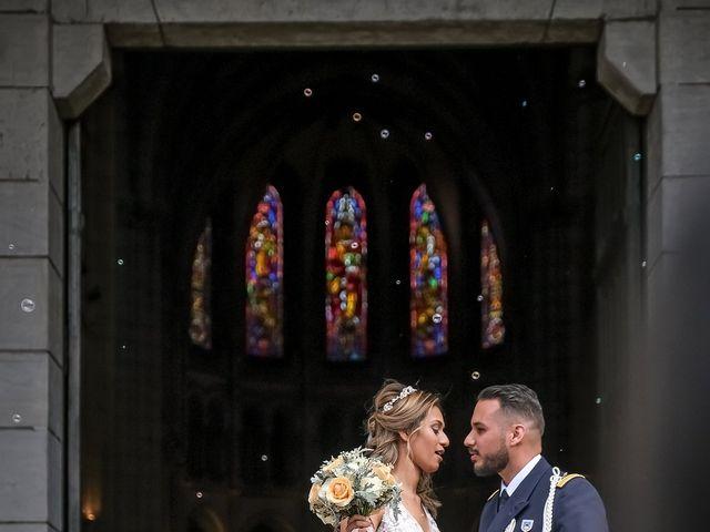 Le mariage de Chaïb et Raylane à Orléans, Loiret 15