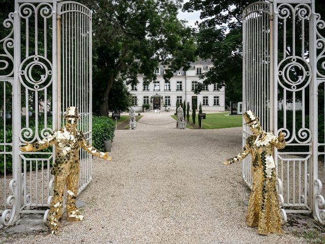 Le mariage de Chaïb et Raylane à Orléans, Loiret 23