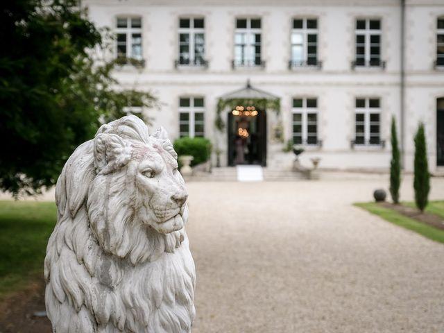 Le mariage de Chaïb et Raylane à Orléans, Loiret 24