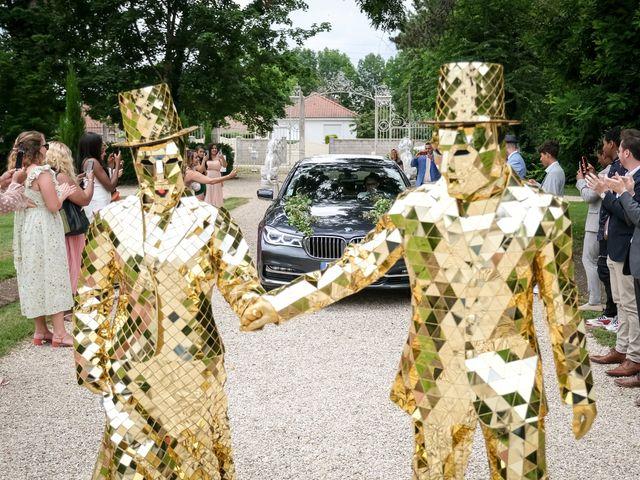 Le mariage de Chaïb et Raylane à Orléans, Loiret 25